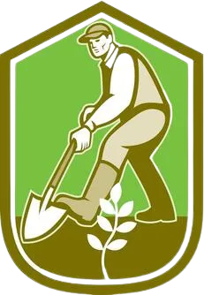 santa fee landscape pros logo